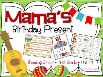 Mama's Birthday Present