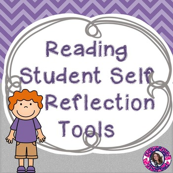 FREE Reading Student Self Reflection Tool