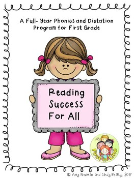 Reading Success For all- A Comprehensive Phonics and Spelling Program