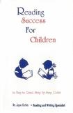 Reading Success for Children