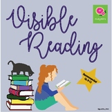 Visible reading - Organizational reading chart for any subject!