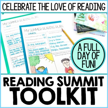Reading Summit Toolkit | End of Year Reading Day