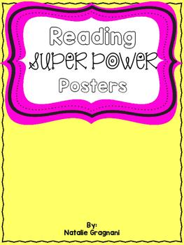Reading Super Power Goals!