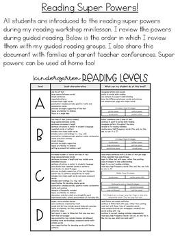 Reading Super Powers