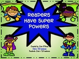 Reading Super Powers: Decoding and Word Solving Strategies