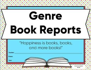 Genre-Specific Book Reports