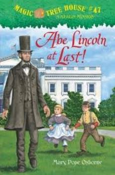 Reading Super Star Word Walk with the Book:  Abe Lincoln at Last!