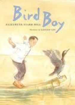 Reading Super Star Word Walk with the Book:  Bird Boy