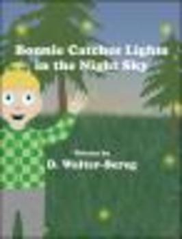 Reading Super Star Word Walk with the Book:  Bonnie Catches Lights...
