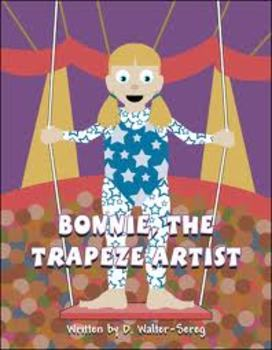 Reading Super Star Word Walk with the Book:  Bonnie, The Trapeze Artist