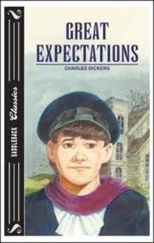Reading Super Star Word Walk with the Book:  Great Expectations