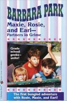 Reading Super Star Word Walk with the Book:  Maxie, Rosie, and Earl