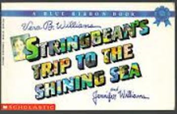 Reading Super Star Word Walk with the Book:  Stringbean's Trip....