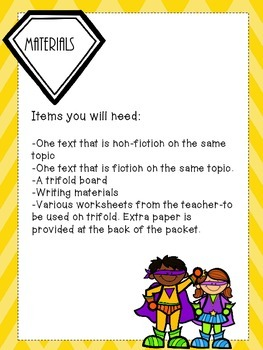 Reading Super heroes