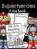 Reading Superheroes Class Book