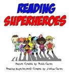 Reading Superheroes Classroom Theme