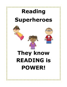 Reading Superheroes: Strategies to Help Students Become Super Readers