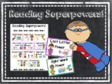 Reading Superpowers, Reading Super Powers, Superhero