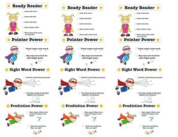 Reading Superpowers (K-1)
