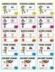 Reading Superpowers: Reading Strategies Posters and Bookmarks