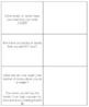 Reading Survey- Back to School