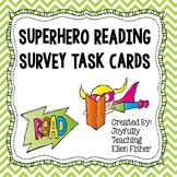 Reading Survey Task Cards