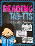 Reading Tab-Its® 2nd Grade | Distance Learning