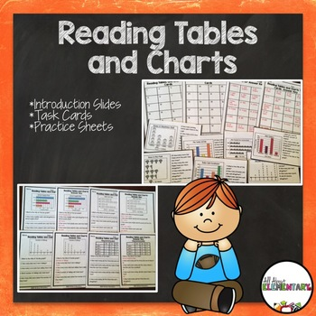 Reading Tables and Charts