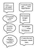 Reading Talking Sticks - Thought Starters