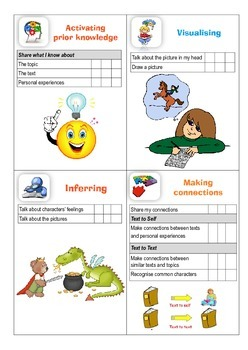Student Reading Targets and Learning Progressions