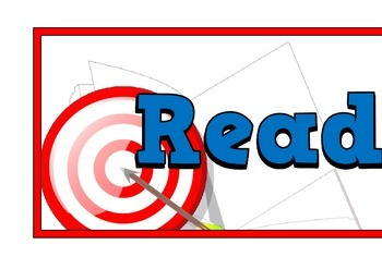 Reading Targets Title Banner