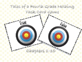 Reading Task Card Game