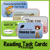 Reading Task Card Bundle