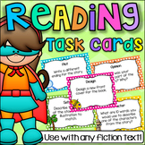 Reading Task Cards - Guided Reading