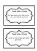 Reading Task Cards *Perfect for Independent, Partner, OR Group work!