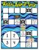 Reading Task Cards and Board Game with Pirate Theme