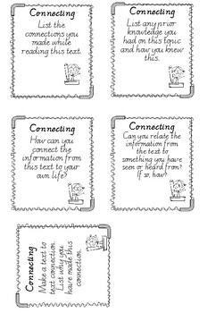 Reading Task Cards for Non-Fiction texts