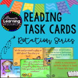 Reading Task Cards (for Station Rotations)