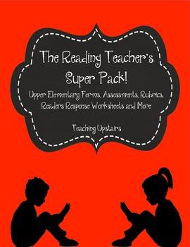 Reading Teachers Super Pack