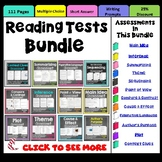 Reading Test Bundle