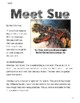 """2 Articles Paired """"Meet Sue"""" & """"Learning About Past""""~Reading & Writing Test Prep"""