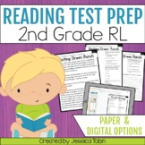 Reading Test Prep 2nd Grade, Fiction RL2 2nd Grade Reading Assessments