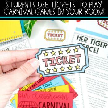 Reading Test Prep Carnival