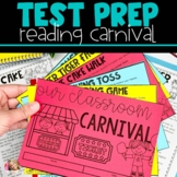 Distance Learning  Reading Test Prep Carnival
