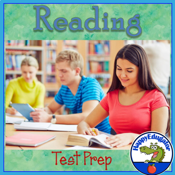Reading Comprehension Passages and Questions for Critical Thinking TEST PREP