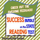 Reading Test Prep SUCCESS Bundle