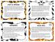 Animals Reading Test Prep Task Cards