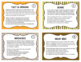 Halloween Reading Skills Task Cards