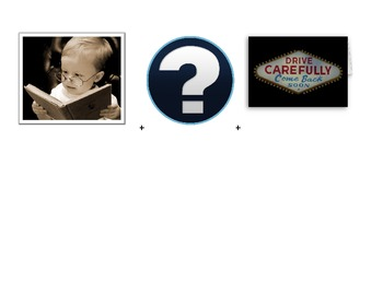 Reading Test Strategies Picture Puzzle