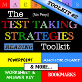 Reading Test Taking Strategies Toolkit